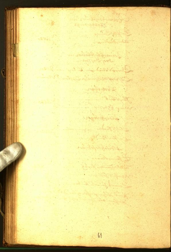 Stadtarchiv Bozen - BOhisto Ratsprotokoll 1582
