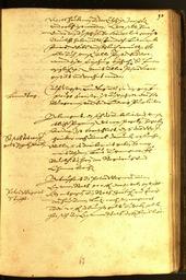 Stadtarchiv Bozen - BOhisto Ratsprotokoll 1582 -