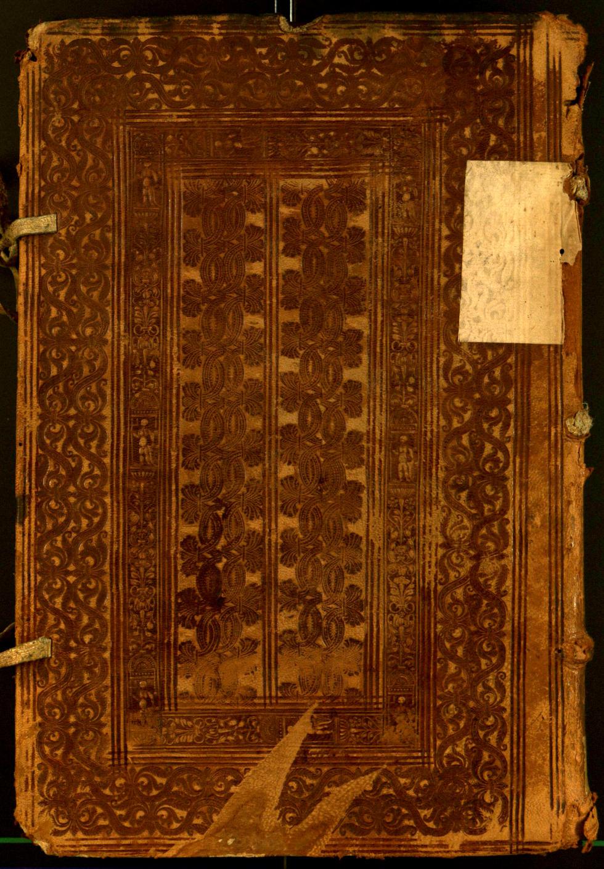Archivio Storico della Città di Bolzano - BOhisto protocollo consiliare 1584