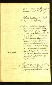 Stadtarchiv Bozen - BOhisto Ratsprotokoll 1584 -