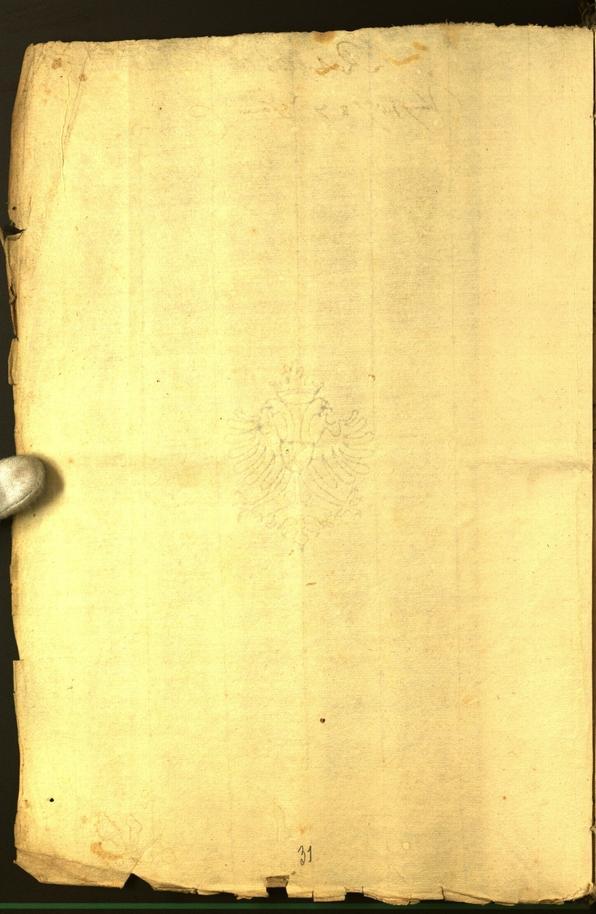 Stadtarchiv Bozen - BOhisto Ratsprotokoll 1587