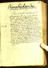Civic Archives of Bozen-Bolzano - BOhisto Minutes of the council 1594 -