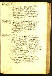 Civic Archives of Bozen-Bolzano - BOhisto Minutes of the council 1595 -