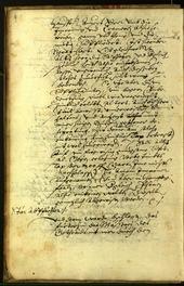 Civic Archives of Bozen-Bolzano - BOhisto Minutes of the council 1596 -