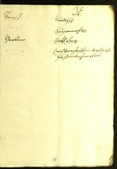 Civic Archives of Bozen-Bolzano - BOhisto Minutes of the council 1603/04 -