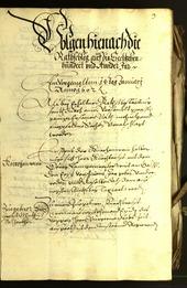 Civic Archives of Bozen-Bolzano - BOhisto Minutes of the council 1602 -