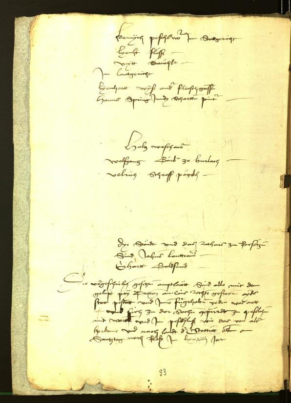 Civic Archives of Bozen-Bolzano - BOhisto Minutes of the council 1474