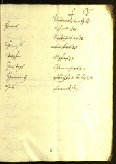 Civic Archives of Bozen-Bolzano - BOhisto Minutes of the council 1608/09 -
