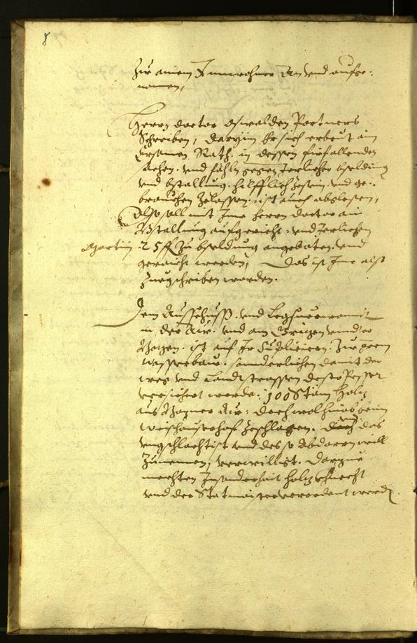 Civic Archives of Bozen-Bolzano - BOhisto Minutes of the council 1608
