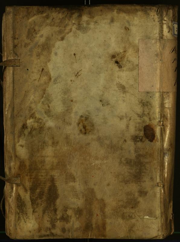 Archivio Storico della Città di Bolzano - BOhisto protocollo consiliare 1608