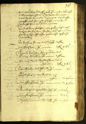 Civic Archives of Bozen-Bolzano - BOhisto Minutes of the council 1608 -