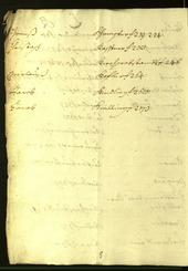 Civic Archives of Bozen-Bolzano - BOhisto Minutes of the council 1610/11 -