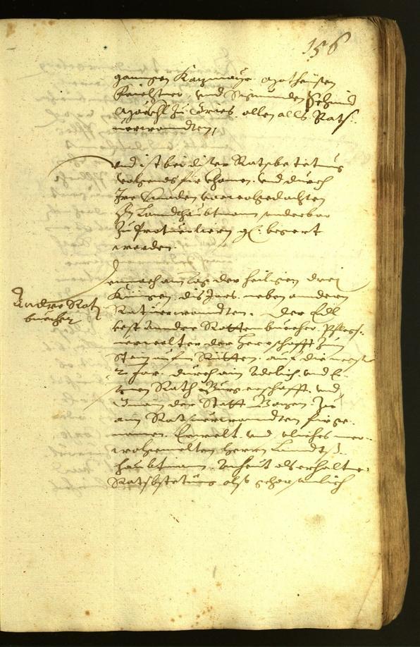 Civic Archives of Bozen-Bolzano - BOhisto Minutes of the council 1619