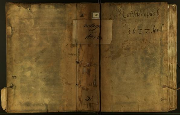 Civic Archives of Bozen-Bolzano - BOhisto Minutes of the council 1622