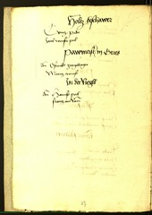 Civic Archives of Bozen-Bolzano - BOhisto Minutes of the council 1475 -