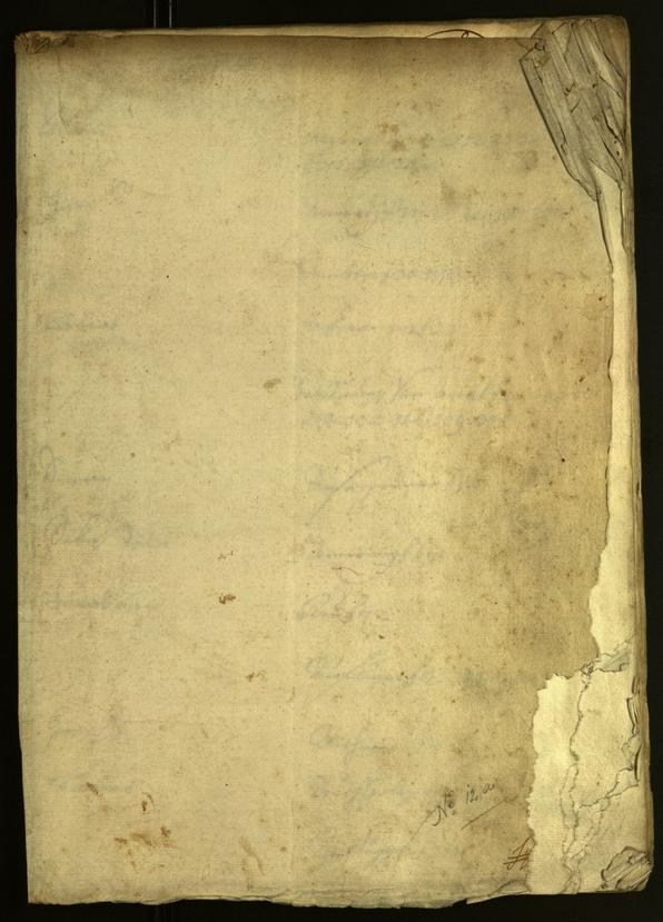 Archivio Storico della Città di Bolzano - BOhisto protocollo consiliare 1626/27