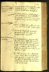 Civic Archives of Bozen-Bolzano - BOhisto Minutes of the council 1629 -
