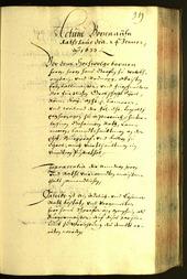 Archivio Storico della Città di Bolzano - BOhisto protocollo consiliare 1633 -