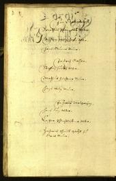 Civic Archives of Bozen-Bolzano - BOhisto Minutes of the council 1636 -