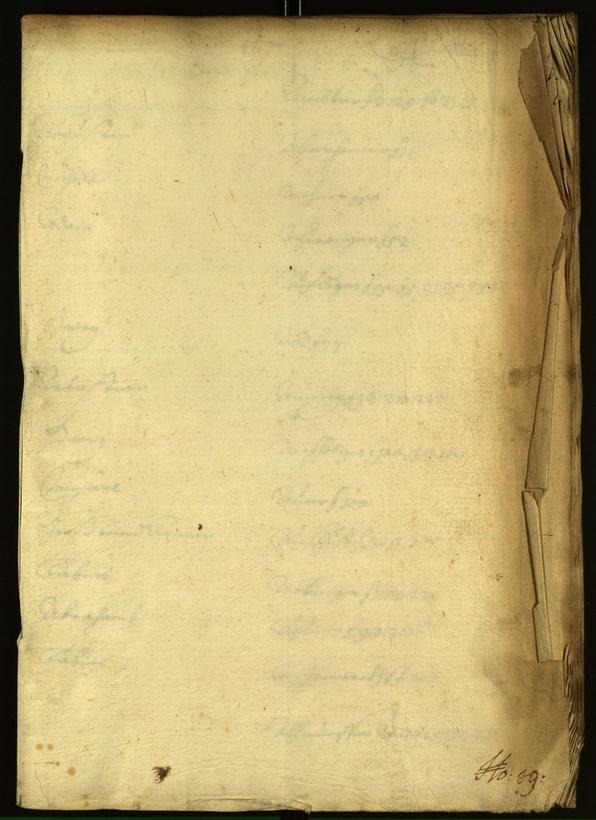Archivio Storico della Città di Bolzano - BOhisto protocollo consiliare 1638/39