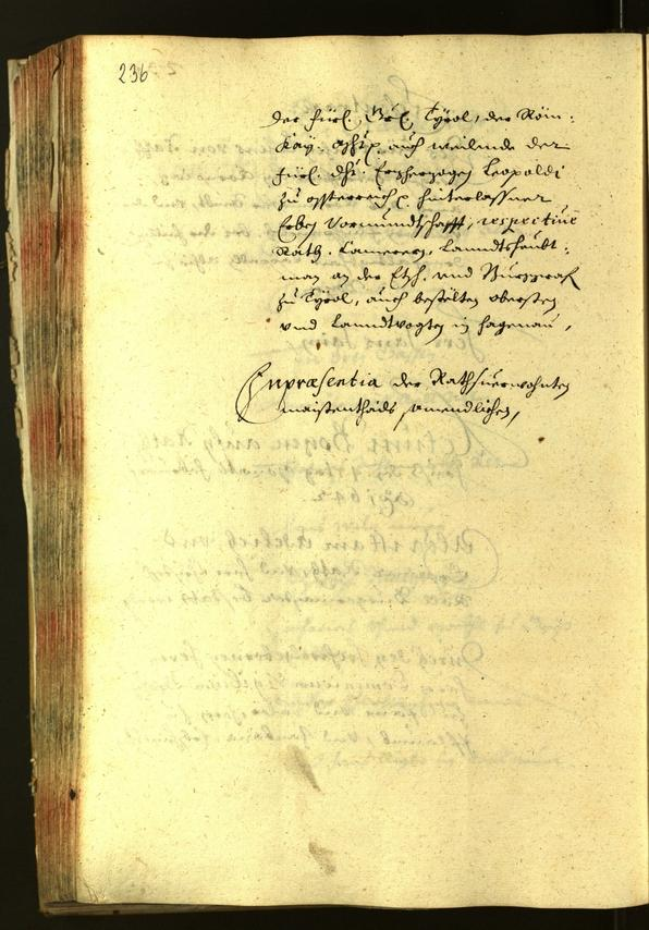 Civic Archives of Bozen-Bolzano - BOhisto Minutes of the council 1642