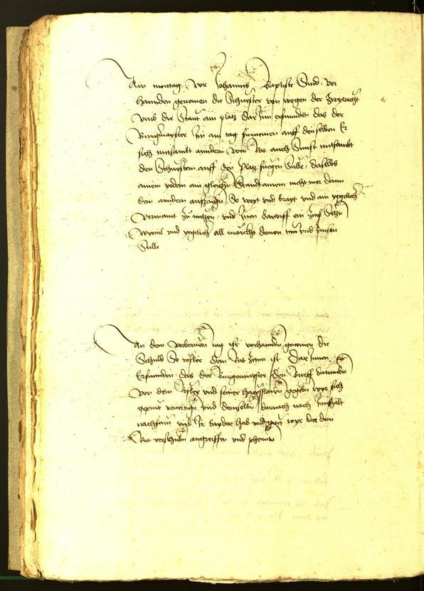 Archivio Storico della Città di Bolzano - BOhisto protocollo consiliare 1477