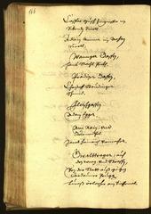 Archivio Storico della Città di Bolzano - BOhisto protocollo consiliare 1652 -