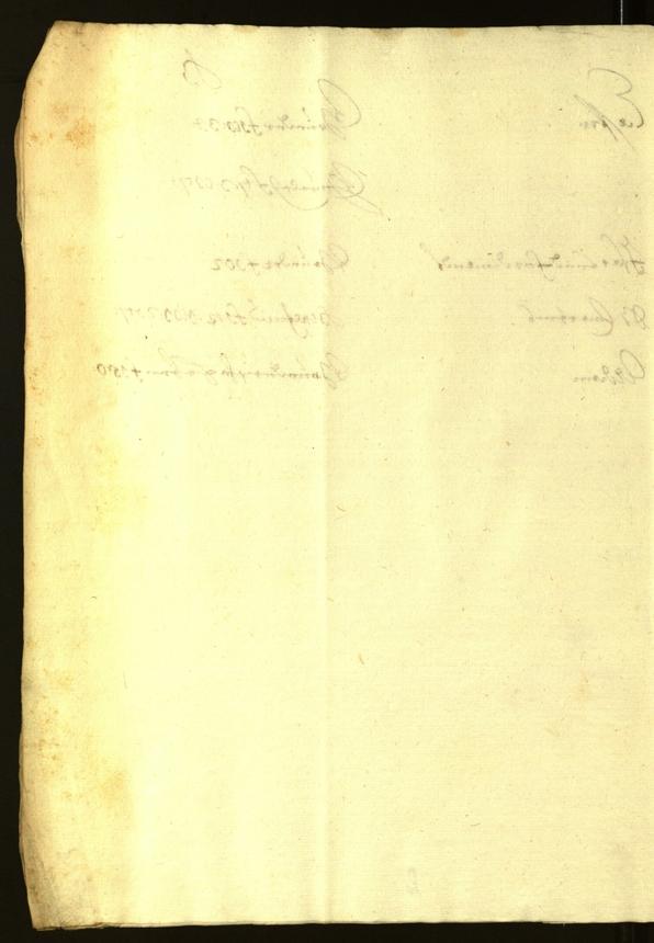 Stadtarchiv Bozen - BOhisto Ratsprotokoll 1653/54