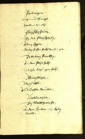 Archivio Storico della Città di Bolzano - BOhisto protocollo consiliare 1653 -