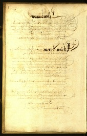 Civic Archives of Bozen-Bolzano - BOhisto Minutes of the council 1661 -