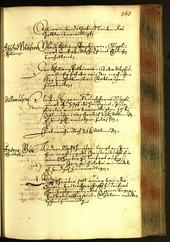 Stadtarchiv Bozen - BOhisto Ratsprotokoll 1662 -