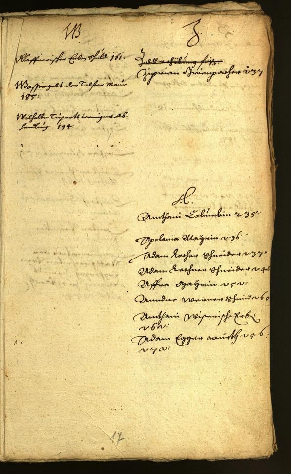 Civic Archives of Bozen-Bolzano - BOhisto Minutes of the council 1663/64
