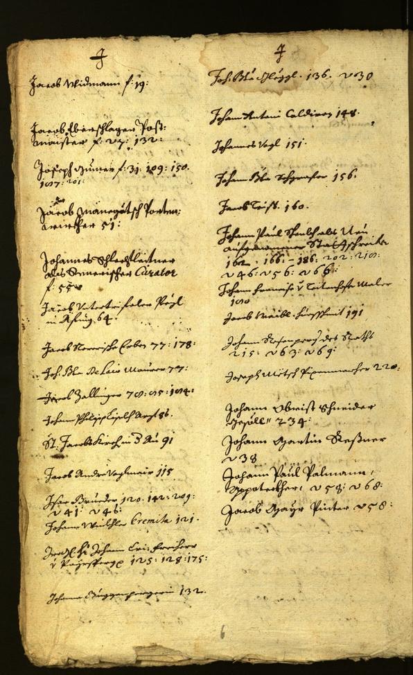 Archivio Storico della Città di Bolzano - BOhisto protocollo consiliare 1663/64
