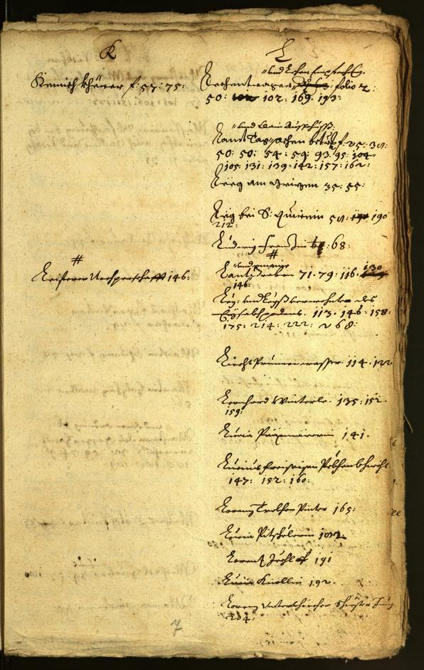 Civic Archives of Bozen-Bolzano - BOhisto Minutes of the council 1663/64
