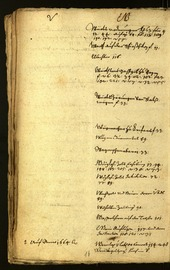 Civic Archives of Bozen-Bolzano - BOhisto Minutes of the council 1663/64 -