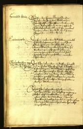Civic Archives of Bozen-Bolzano - BOhisto Minutes of the council 1663 -