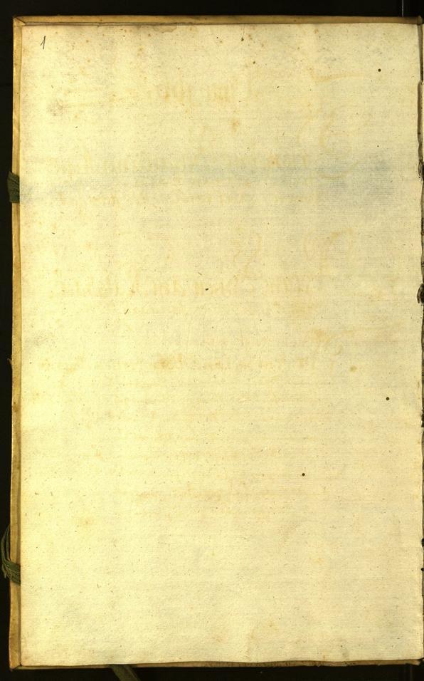 Civic Archives of Bozen-Bolzano - BOhisto Minutes of the council 1665