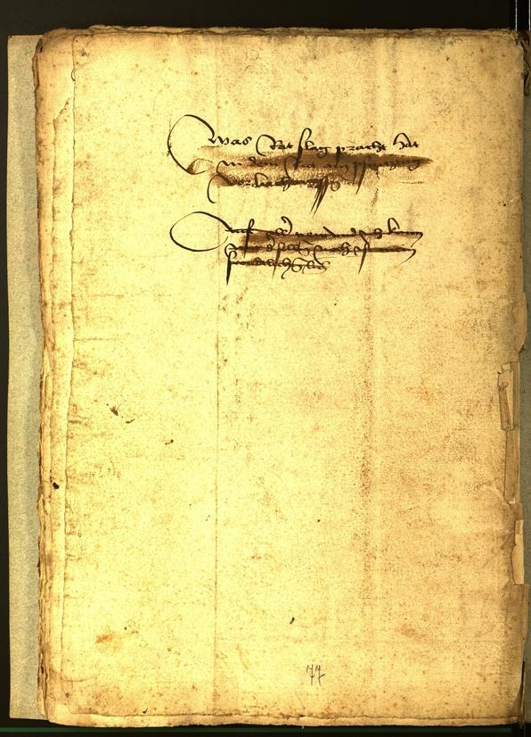 Stadtarchiv Bozen - BOhisto Ratsprotokoll 1479