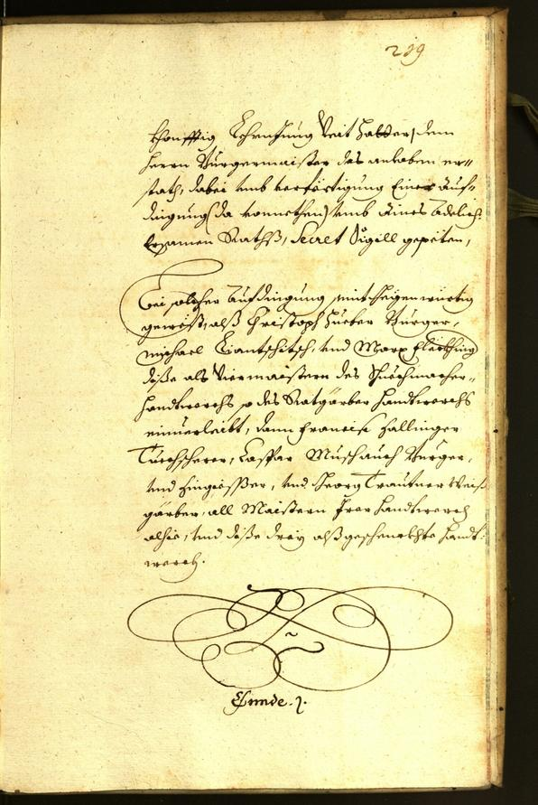 Civic Archives of Bozen-Bolzano - BOhisto Minutes of the council 1668