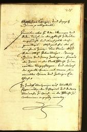 Stadtarchiv Bozen - BOhisto Ratsprotokoll 1668 -
