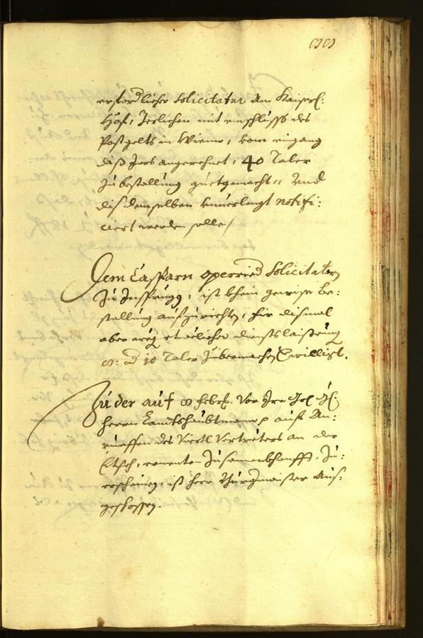 Stadtarchiv Bozen - BOhisto Ratsprotokoll 1670