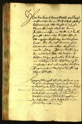 Civic Archives of Bozen-Bolzano - BOhisto Minutes of the council 1670 -