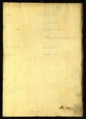 Civic Archives of Bozen-Bolzano - BOhisto Minutes of the council 1677/78 -