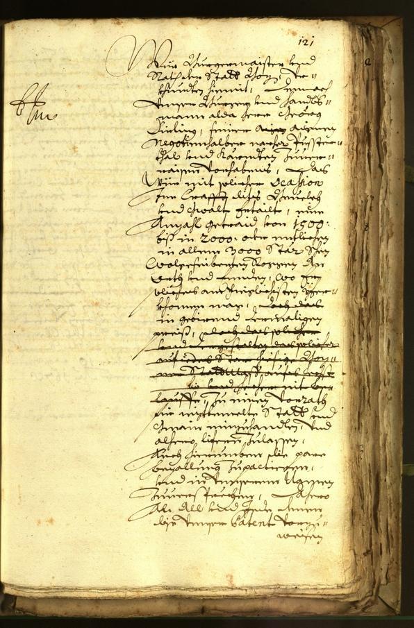 Archivio Storico della Città di Bolzano - BOhisto protocollo consiliare 1678