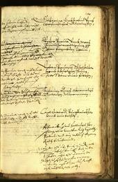 Stadtarchiv Bozen - BOhisto Ratsprotokoll 1678 -