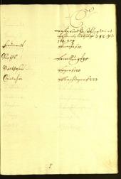 Stadtarchiv Bozen - BOhisto Ratsprotokoll 1679/80 -