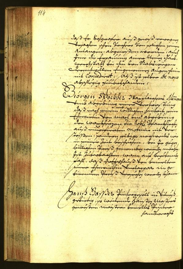 Civic Archives of Bozen-Bolzano - BOhisto Minutes of the council 1684