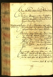 Civic Archives of Bozen-Bolzano - BOhisto Minutes of the council 1684 -