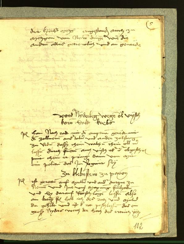 Archivio Storico della Città di Bolzano - BOhisto protocollo consiliare 1486