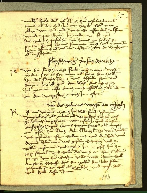 Stadtarchiv Bozen - BOhisto Ratsprotokoll 1486